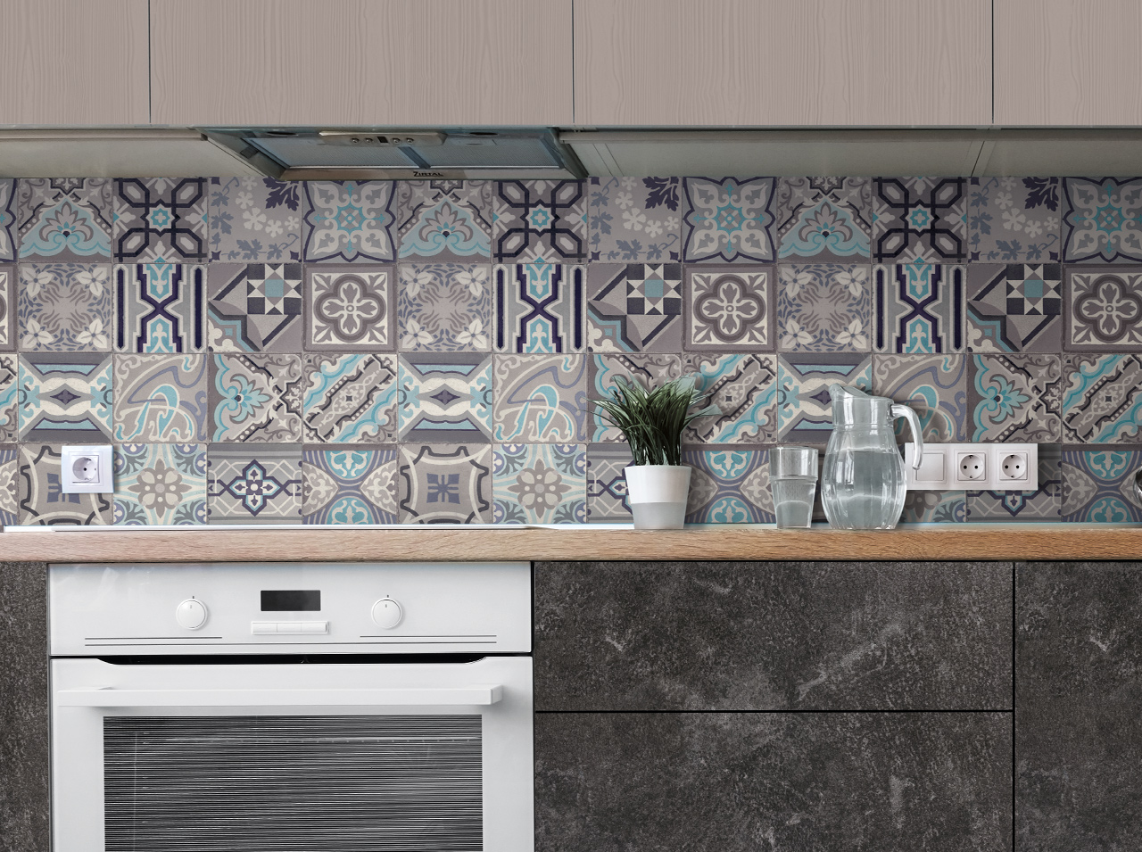 D C Fix A Complete Makeover For Your Aging Kitchen