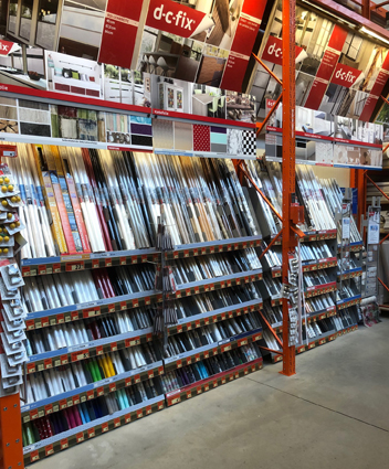You want to buy products online? Visit The Home Depot online shop.